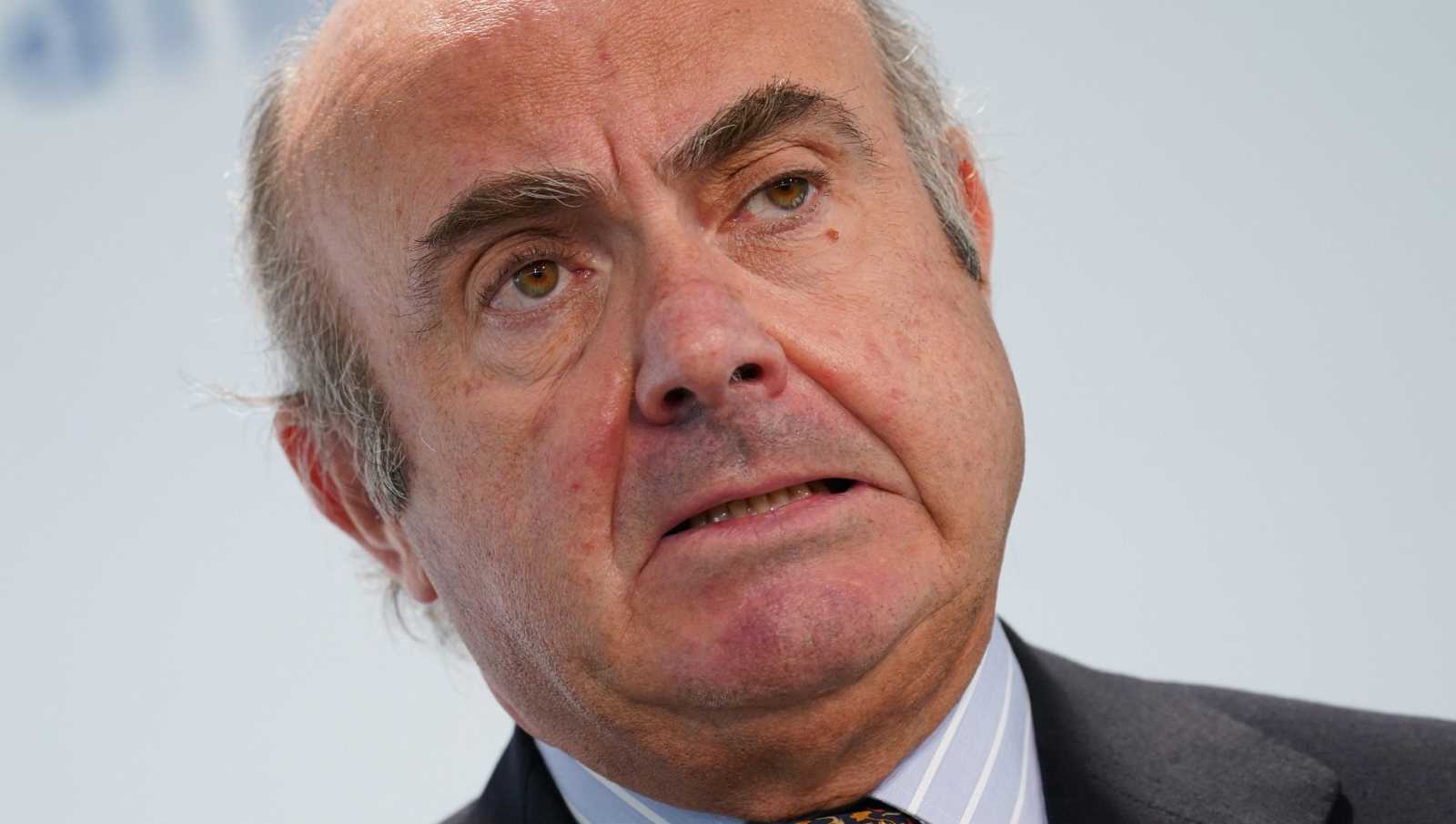 De Guindos minimiza las pérdidas de dinero público por el rescate de Bankia en plena fusión con CaixaBank