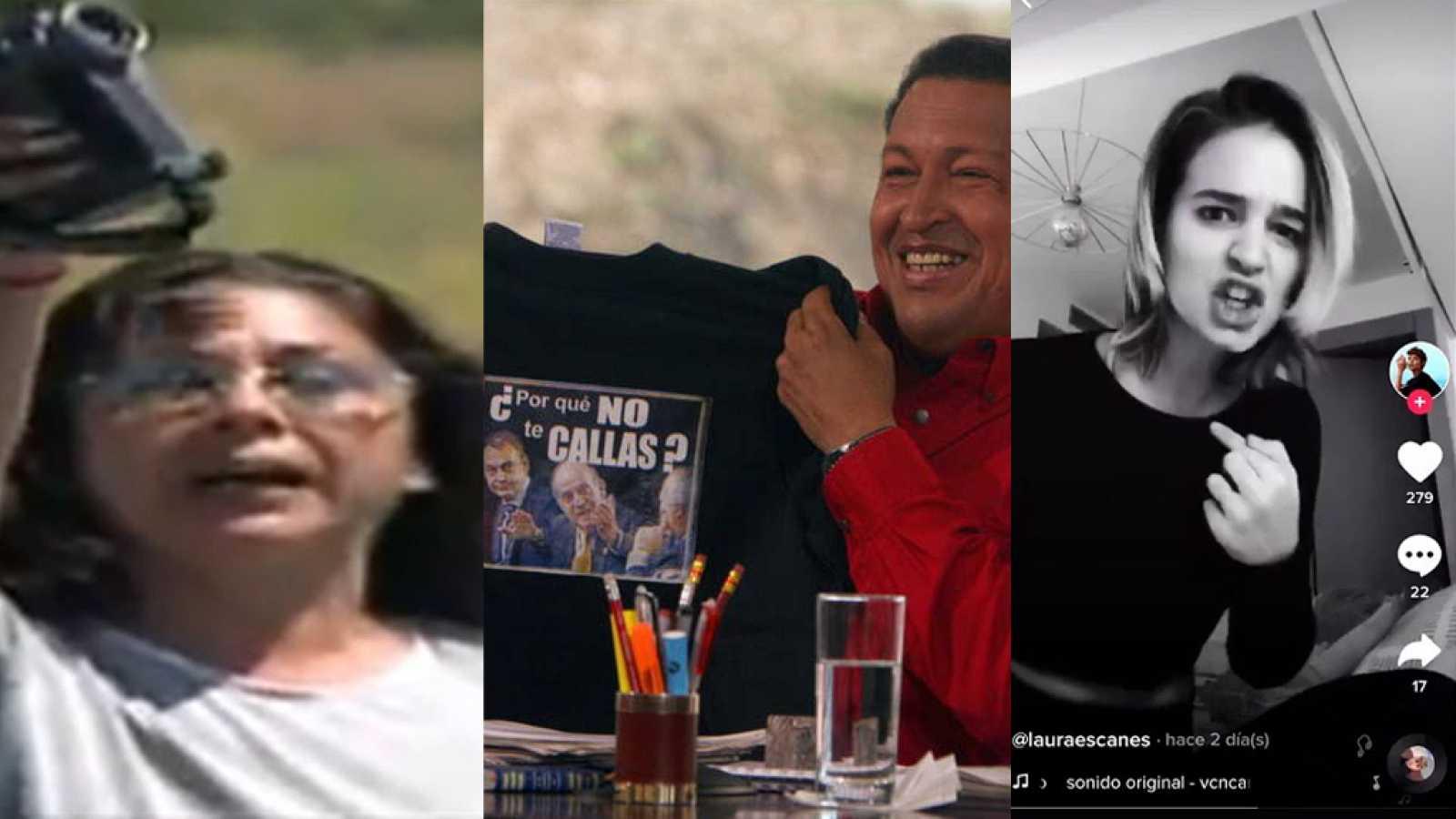 Isabel Pantoja, Hugo Chávez y Laura Escanes, algunos de los protagonistas del ránking