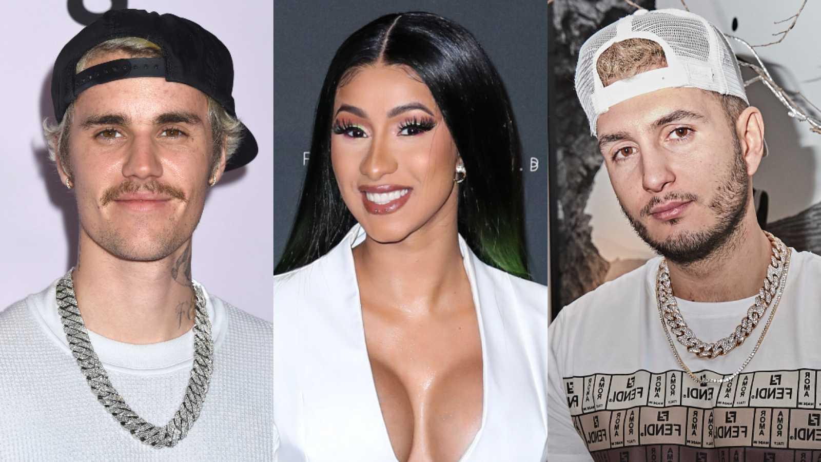 La playlist de la semana: Justin Bieber, Cardi B, Omar Montes, Alizz y Lérica, entre las novedades