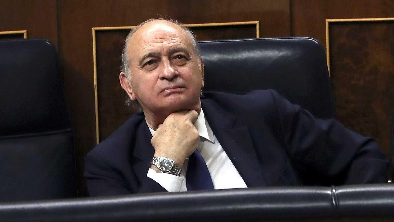 El exministro del Interior Jorge Fernández Díaz, en una imagen de archivo