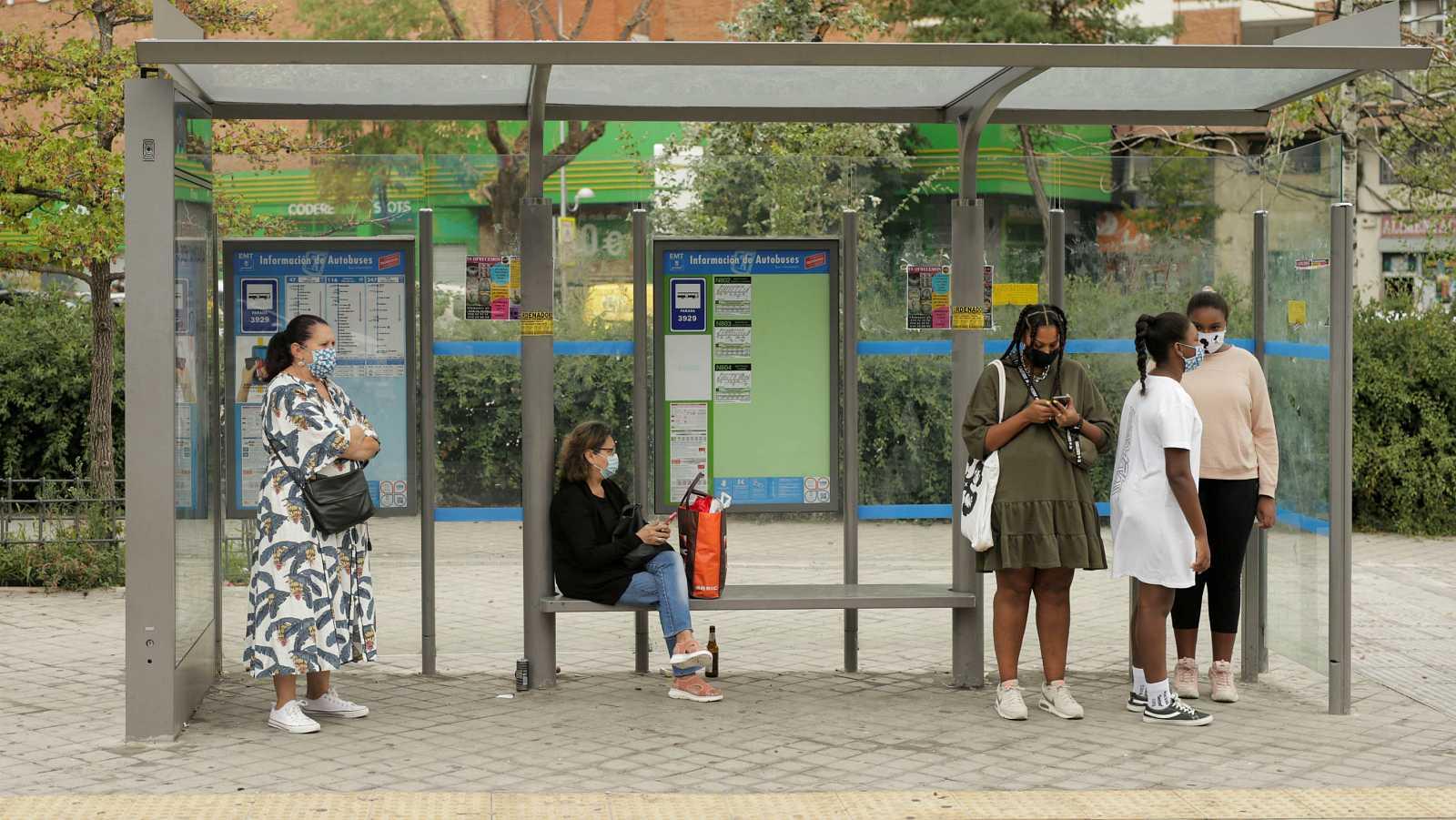 Madrid, la capital de Europa con mayor incidencia de COVID-19
