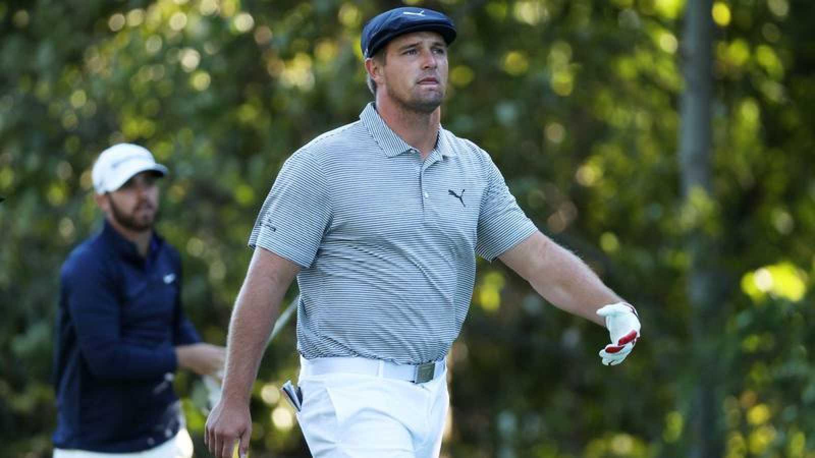 Bryson DeChambeau, ganador del US Open.