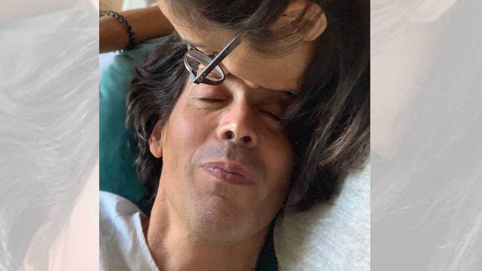Paz Padilla felicita a su marido el día que hubiera cumplido años con esta tierna imagen