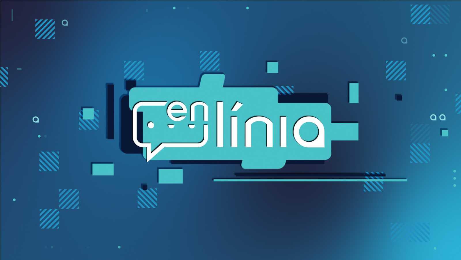 Logo del programa 'En Línia'