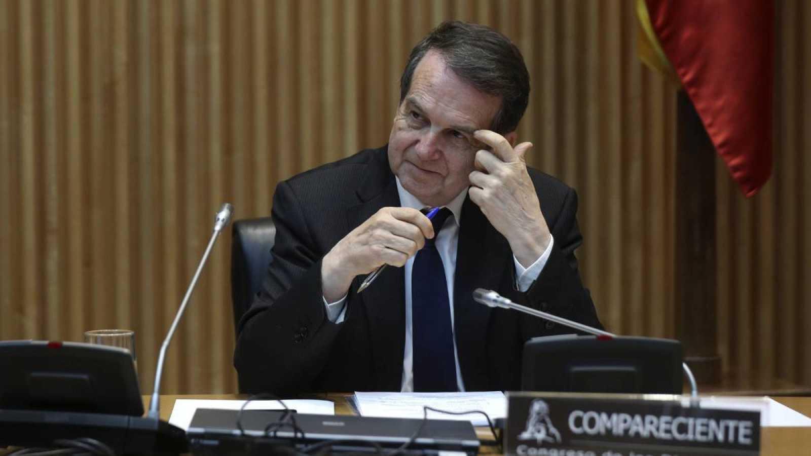 El presidente de la Federación Española de Municipios y Provincias, Abel Caballero.