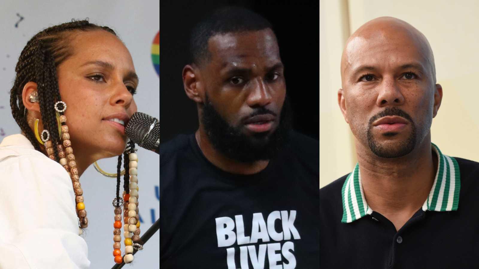 Alicia Keys y Lebron James piden justicia para Breonna Taylor