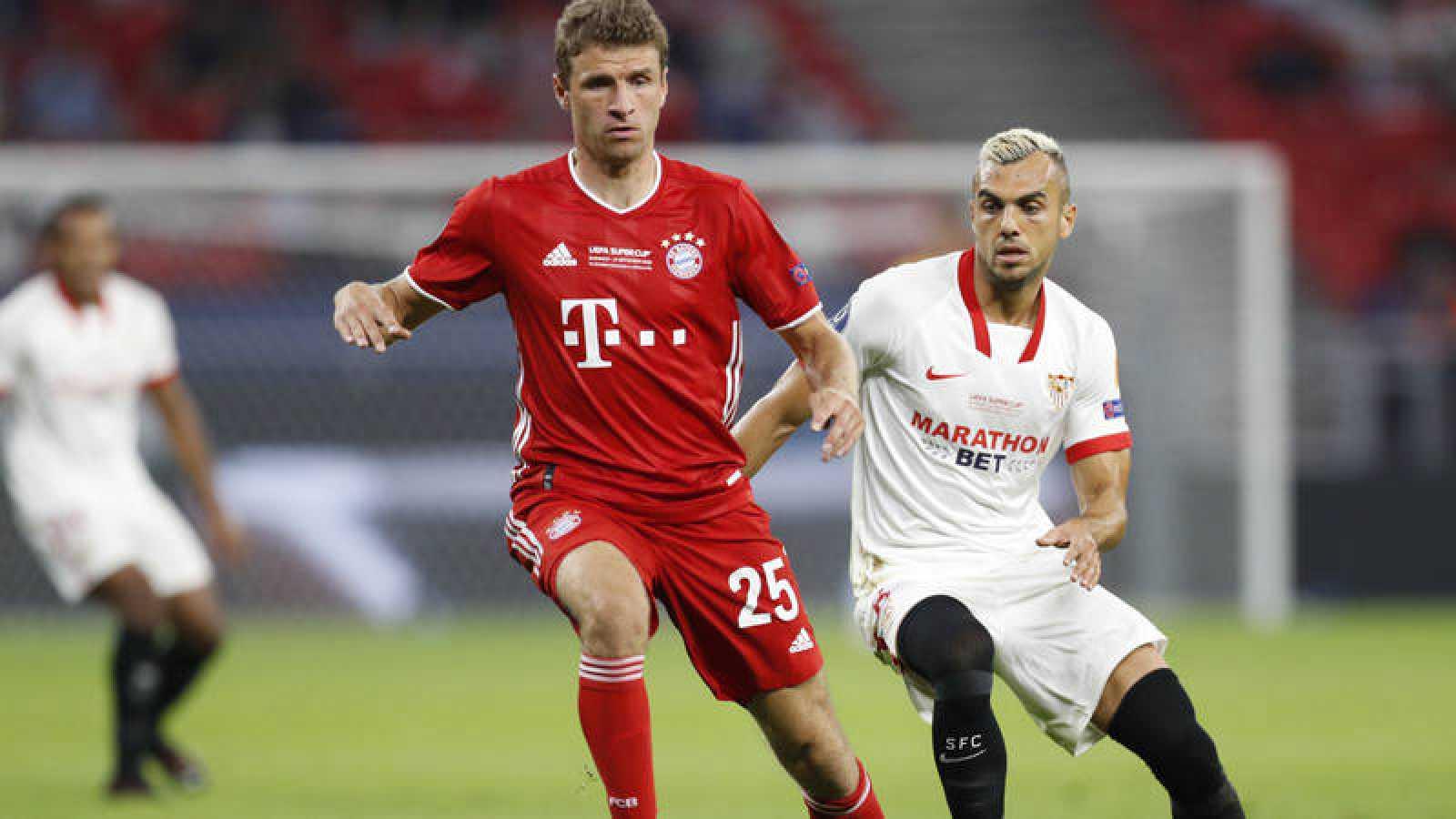Supercopa de Europa | Bayern - Sevilla en directo