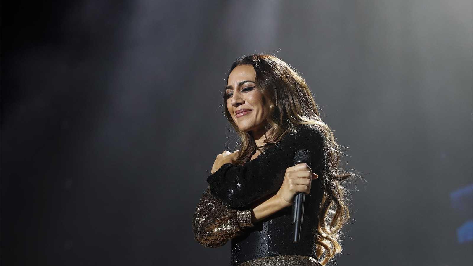 Mónica Naranjo, una diva en directo