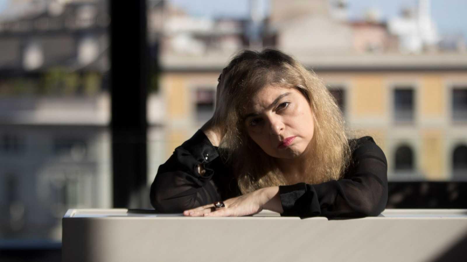La escritora argentina Mariana Enriquez en una imagen de archivo