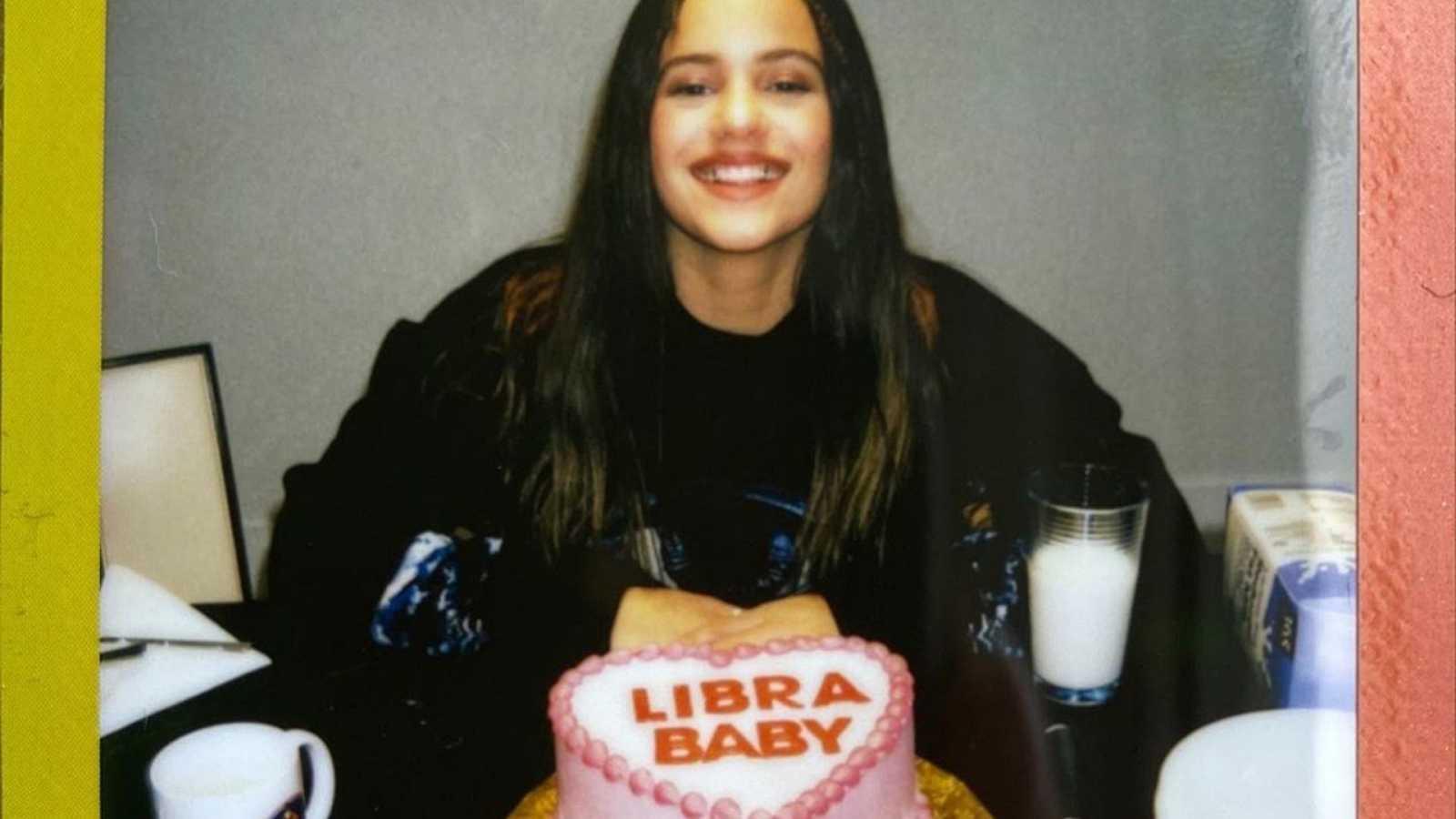 Cumpleaños de Rosalía