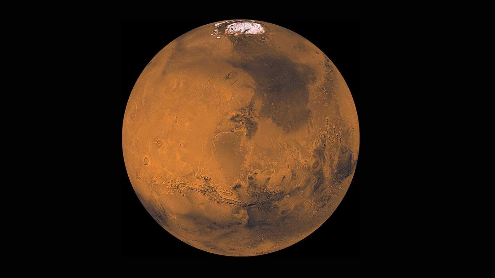 Los resultados corroboran el descubrimiento inicial de una masa estable de agua líquida en Marte.