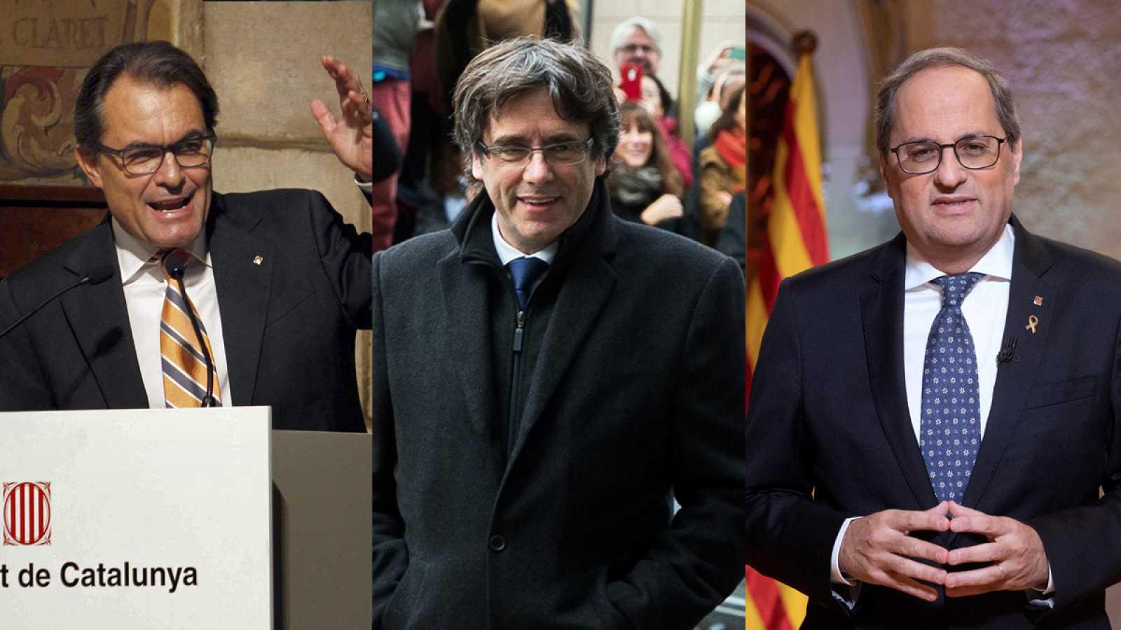 Años de crisis en Cataluña