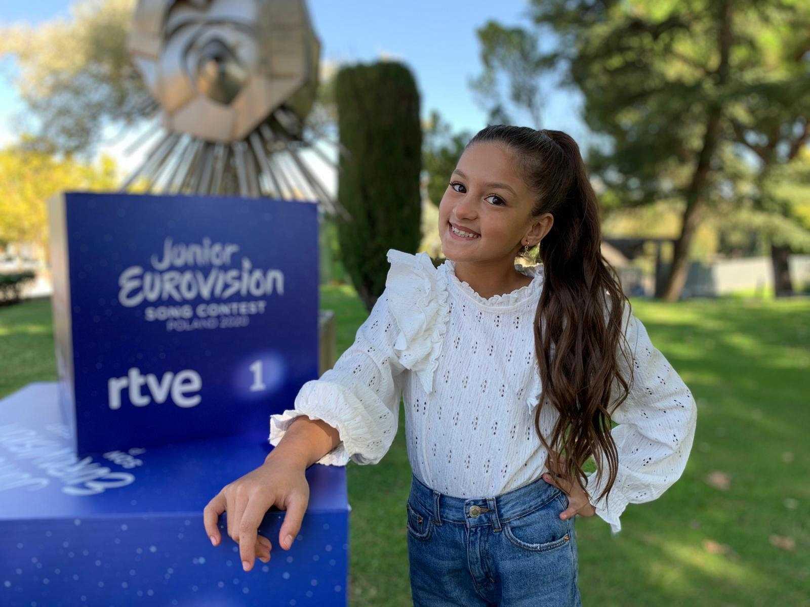 Soleá, representante española en Eurovisión Junior 2020