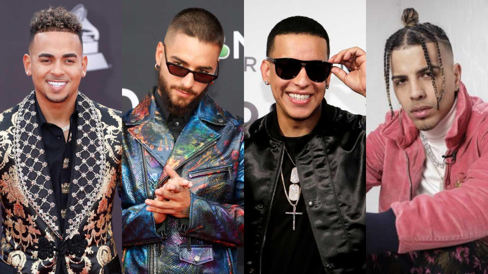 Ozuna, Maluma y Daddy Yankee, entre las actuaciones confirmadas de los Billboard
