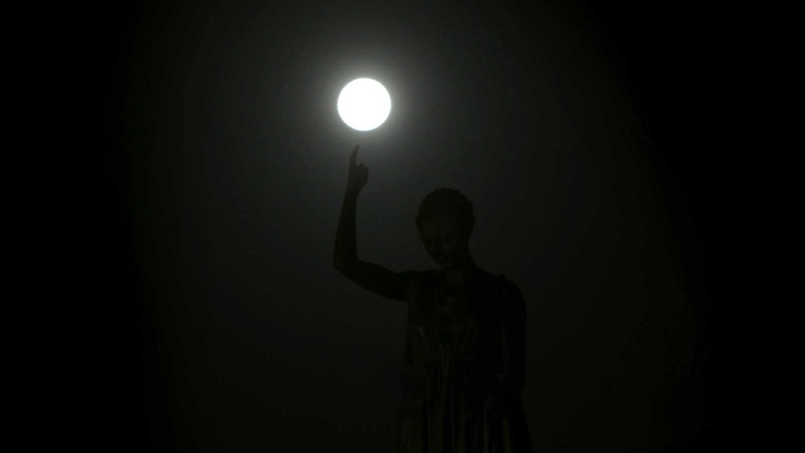 Llega la primera luna llena de octubre: 'La luna de la cosecha'