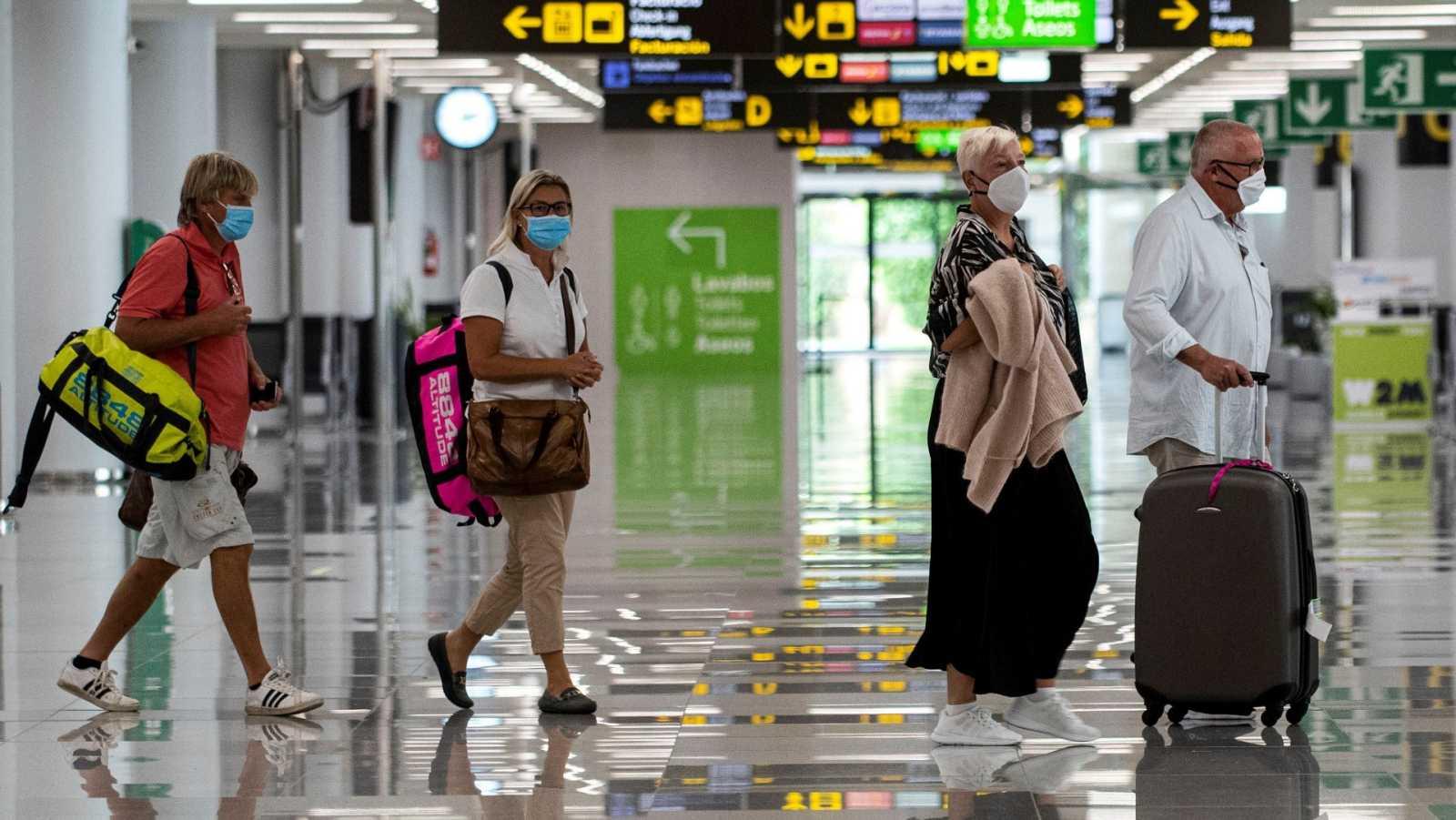 El turismo no remonta ni en agosto: las entradas de extranjeros bajan el 76 %
