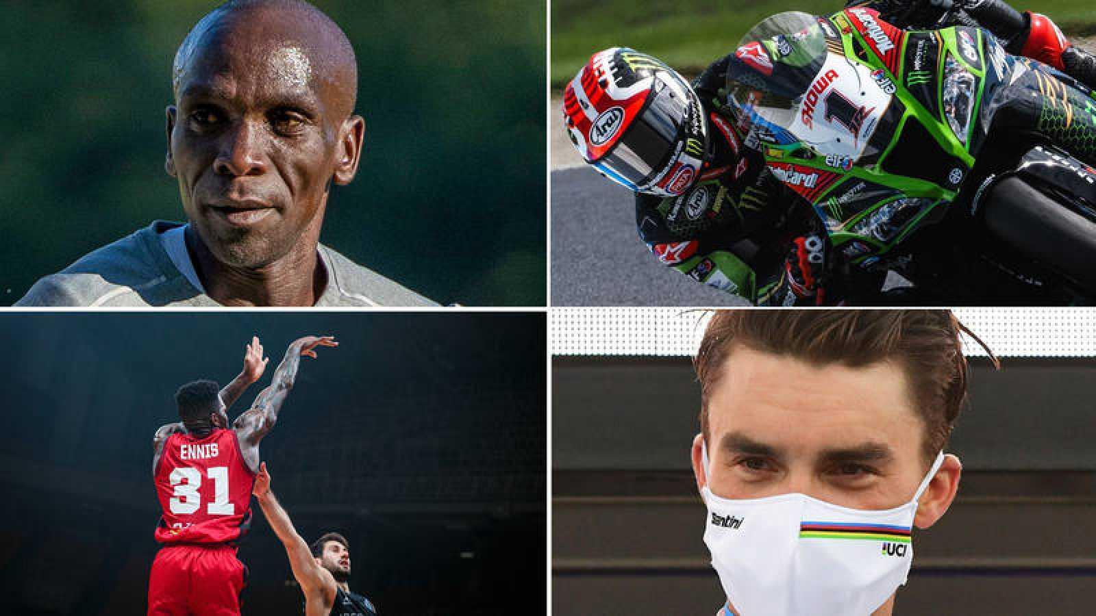 Este domingo podrás disfrutar de una gran jornada deportiva en Teledeporte y +tdp.