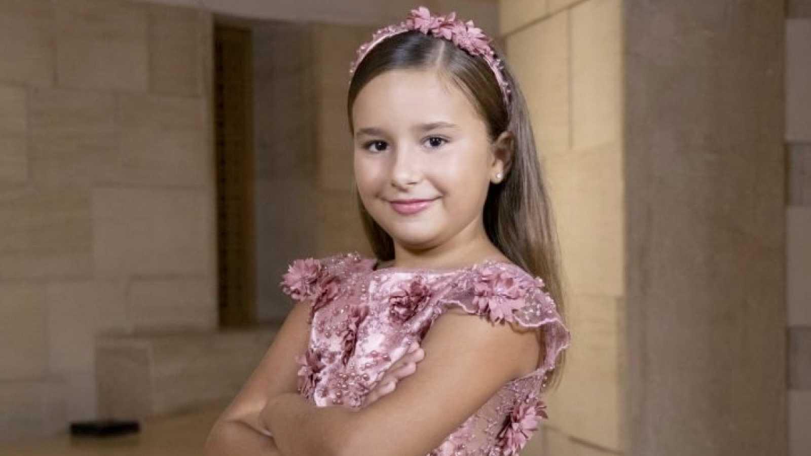 Chanel Monseigneur será la candidata de Malta en Eurovisión Junior 2020