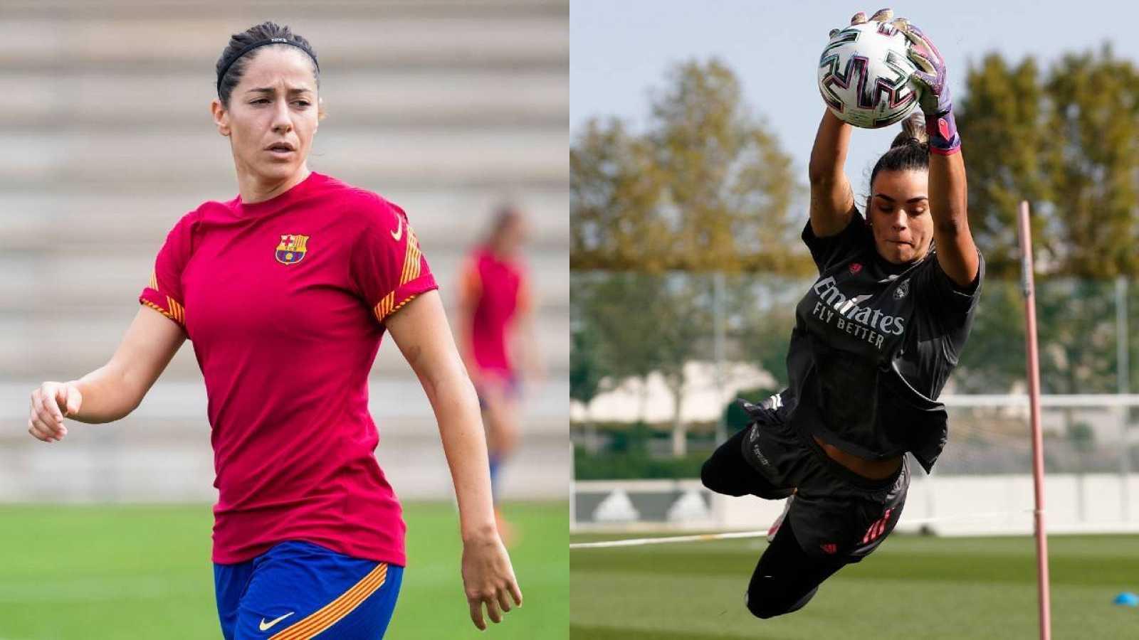 El Clásico femenino será el colofón de la priemera jornada de la Liga Iberdrola