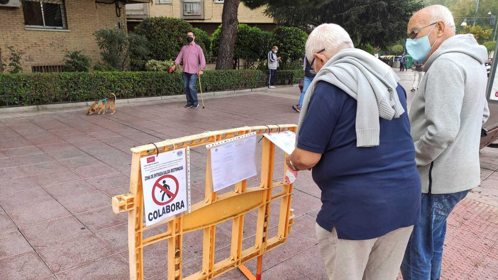 Sanidad fija en 100.000 el mínimo de habitantes para aplicar las restricciones.