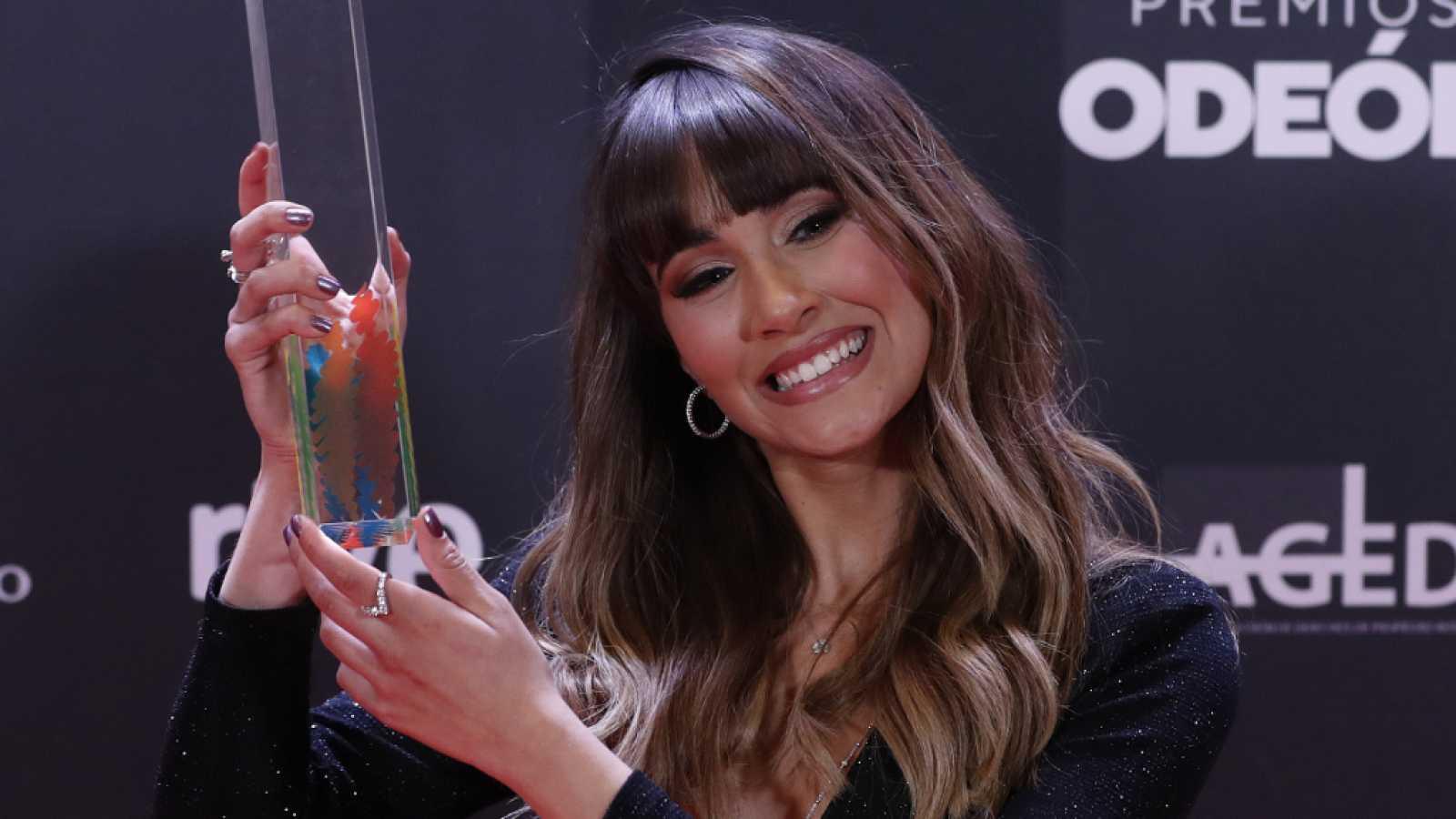 Aitana, nominada a Mejor Artista Español en los MTV EMA 2020