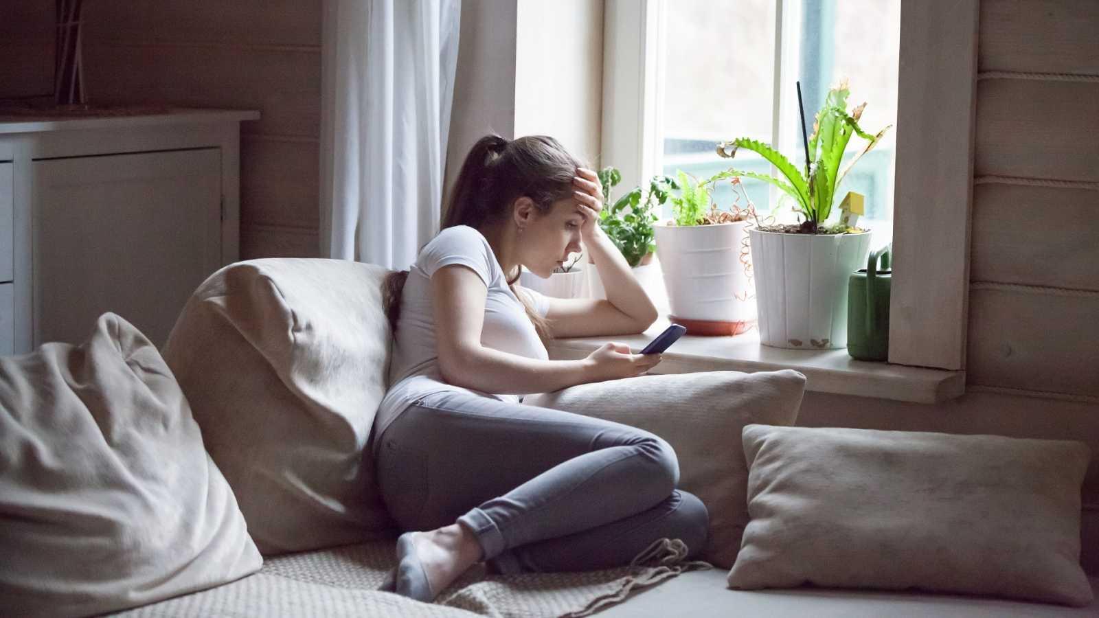 jóvenes desempleados como consecuencia de la pandemia
