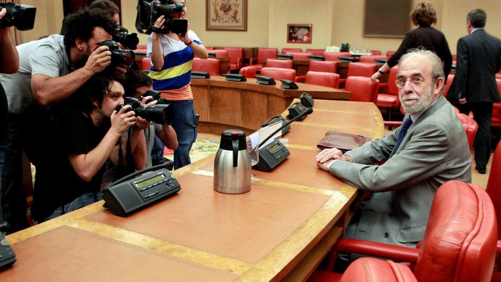 El magistrado del Tribunal Constitucional Fernando Valdés en una imagen de archivo.