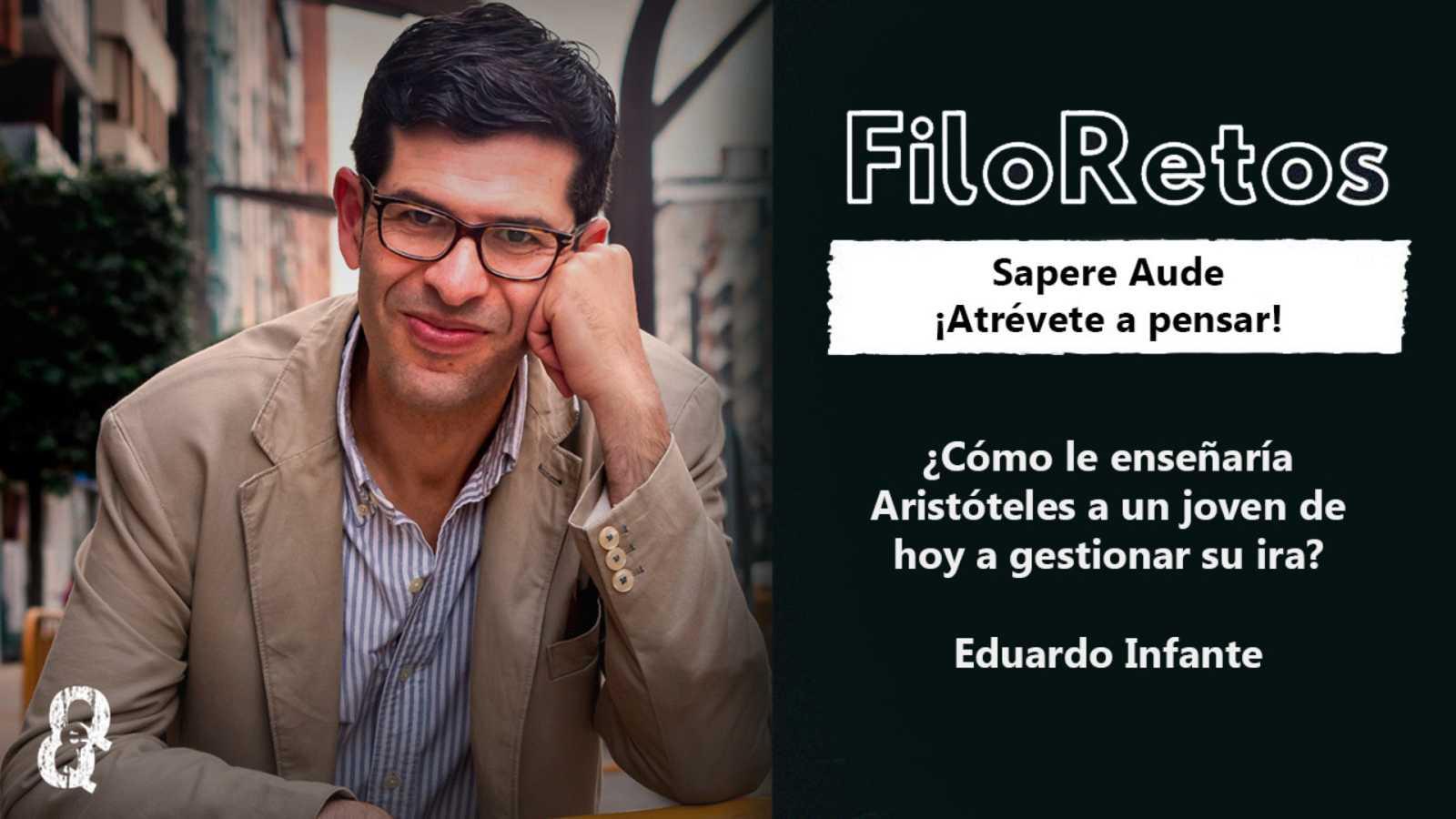 El #FiloReto de Eduardo Infante