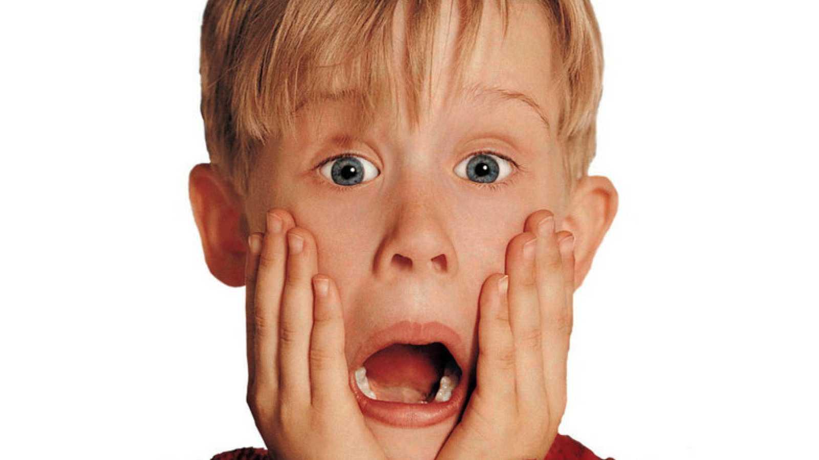 Macaulay Culkin protagonizó con 10 años 'Solo en casa'