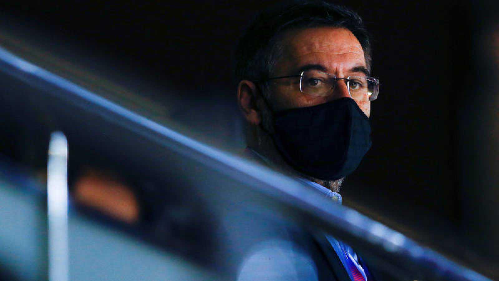 Imagen de archivo del presidente del FC Barcelona, Josep María Bartomeu.