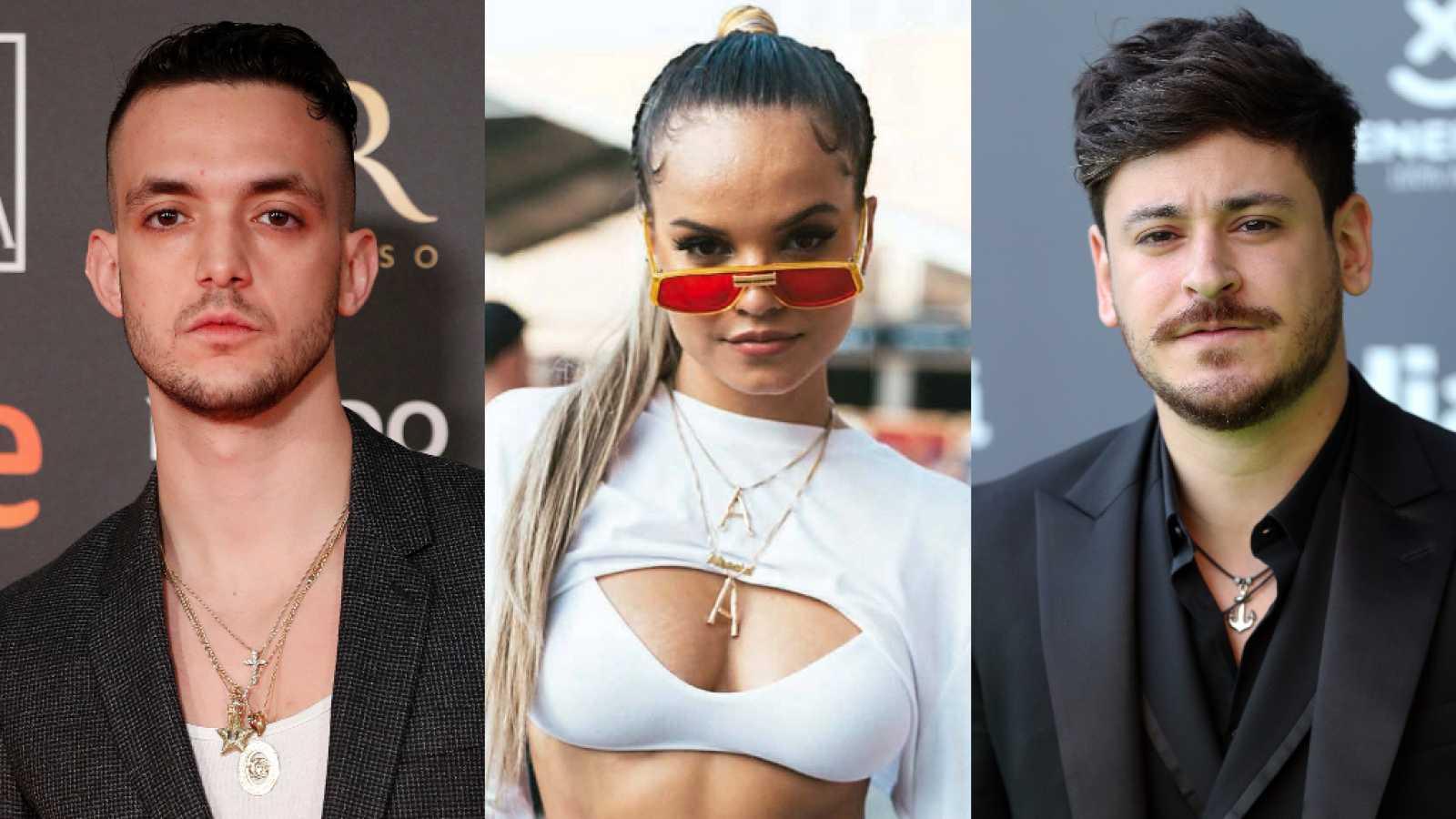 La playlist de la semana: C. Tangana, Aleesha y Cepeda, entre las novedades