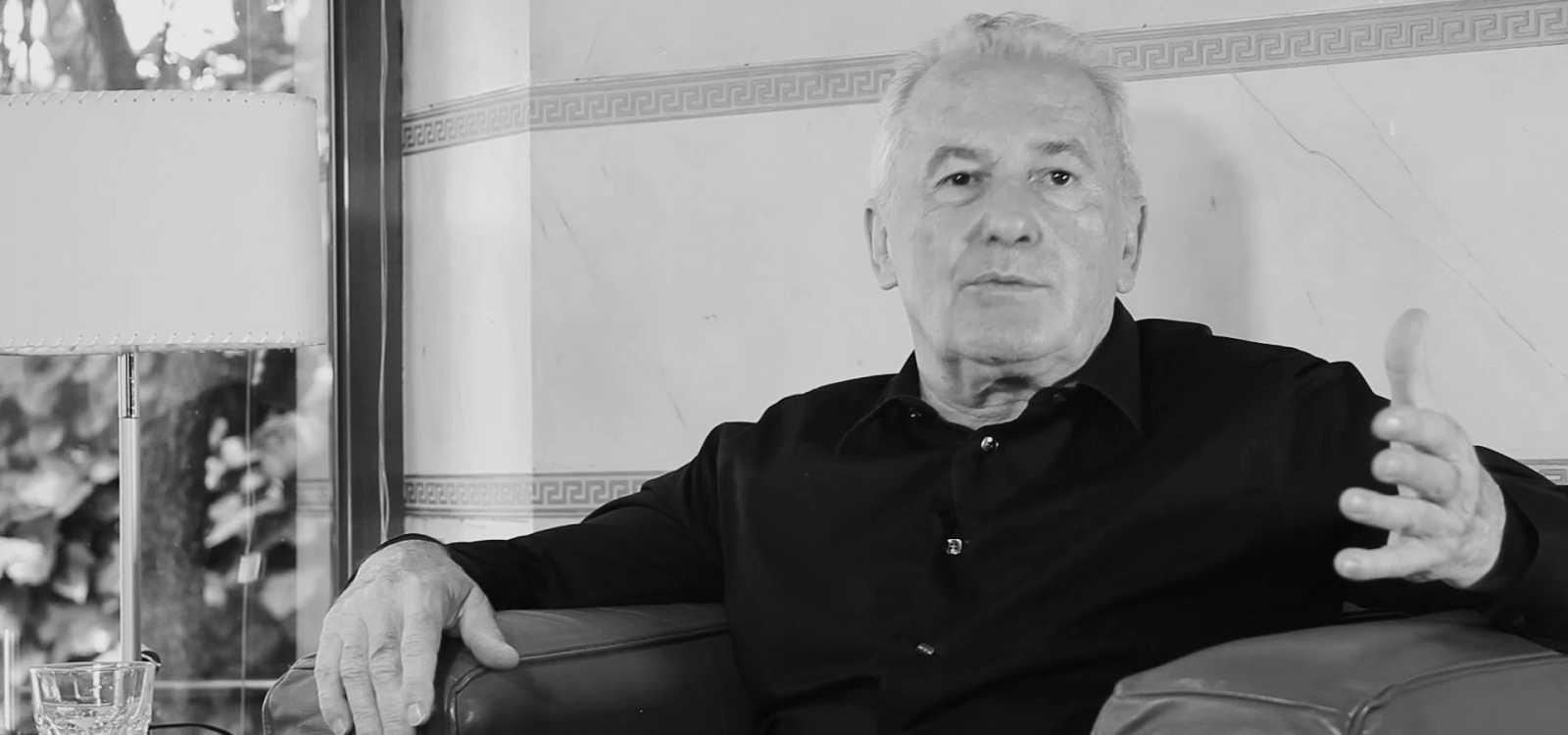 Víctor Manuel hablará de su vida y su carrera