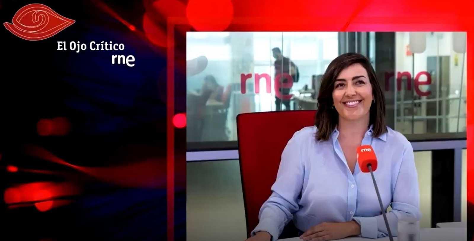 Laura Barrachina, directora y presentadora de El Ojo Crítico