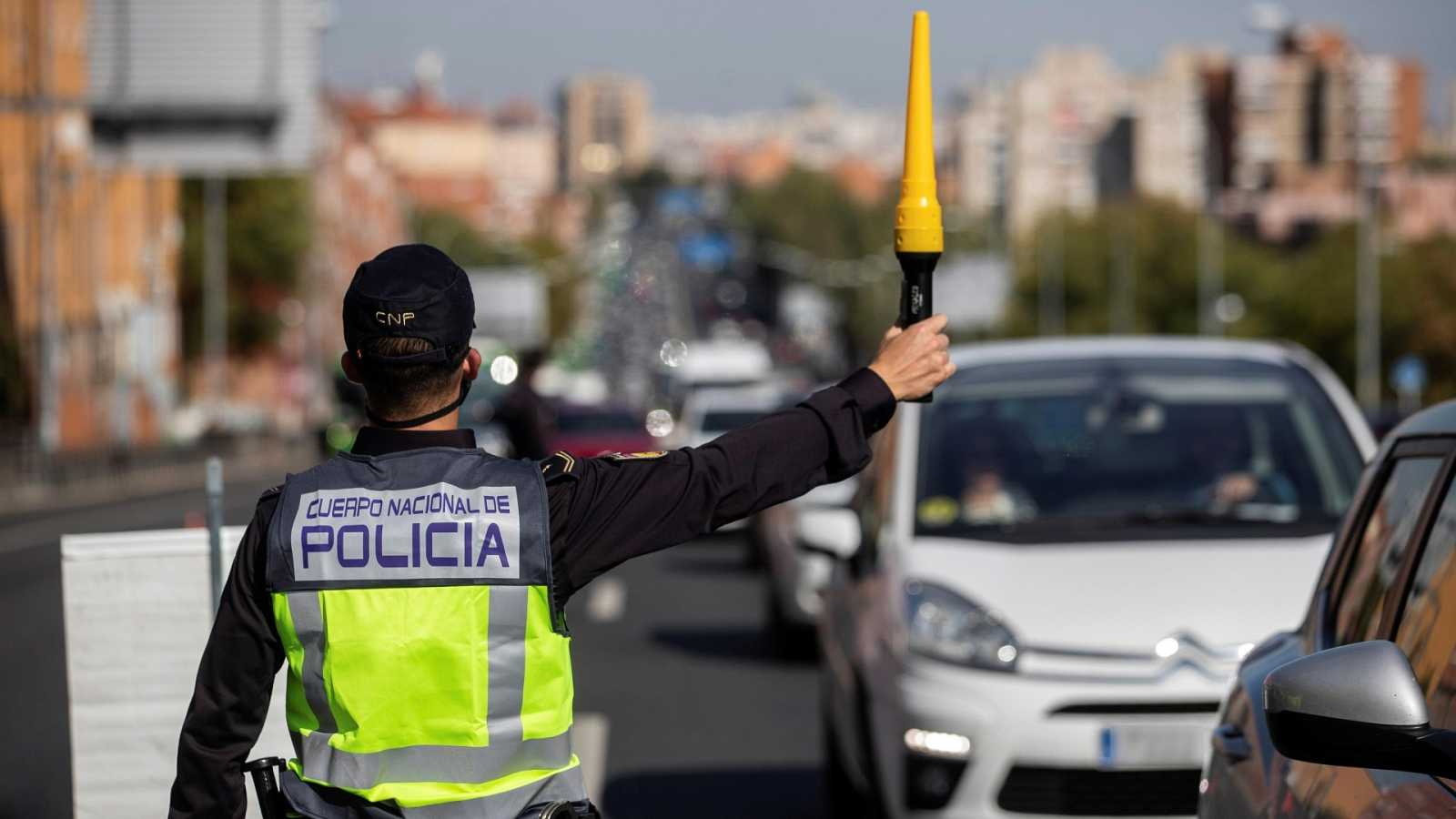 Restricciones por el estado de alarma en Madrid