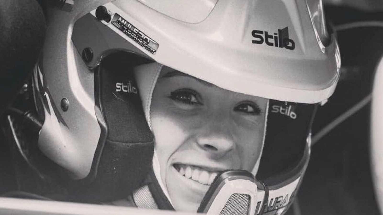 Laura Salvo ha fallecido en el Rally Vidreiro