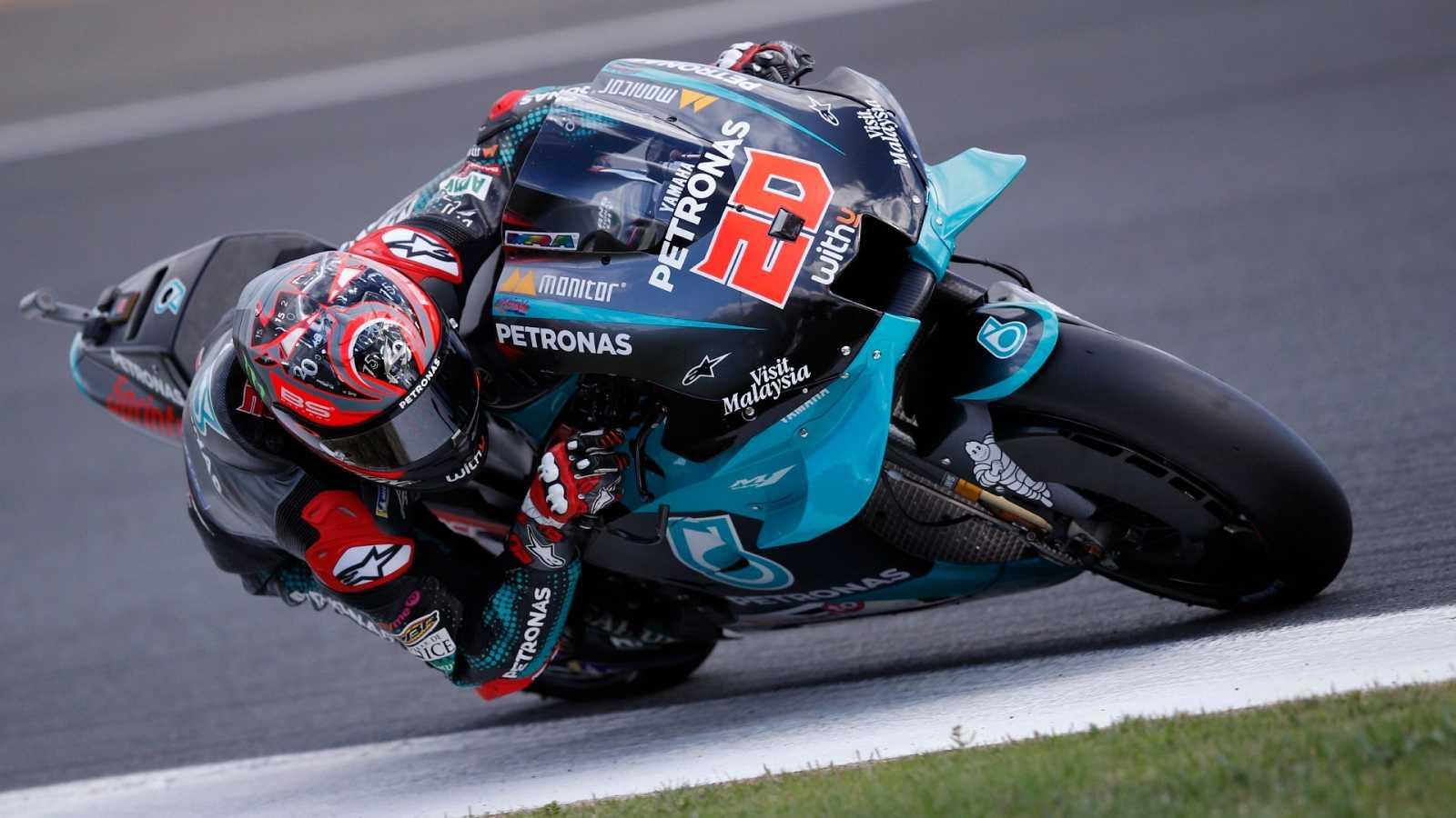 Fabio Quartararo saldrá desde la pole en el GP de Francia