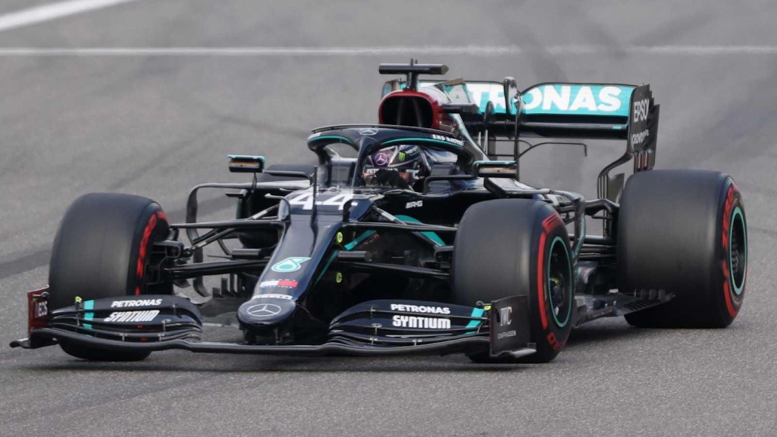 Lewis Hamilton ha ganado el GP de Eifel