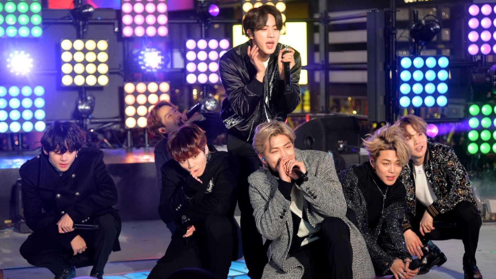 BTS vende casi un millón de entradas para su concierto 'Map Of The Soul ON:E'