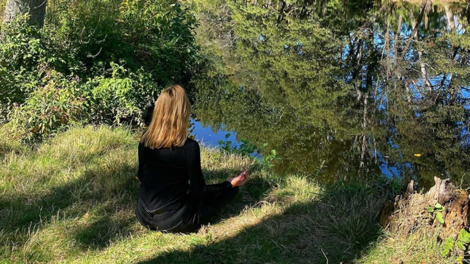 Ana Obregón se refugia en la naturaleza para trabajar su dolor