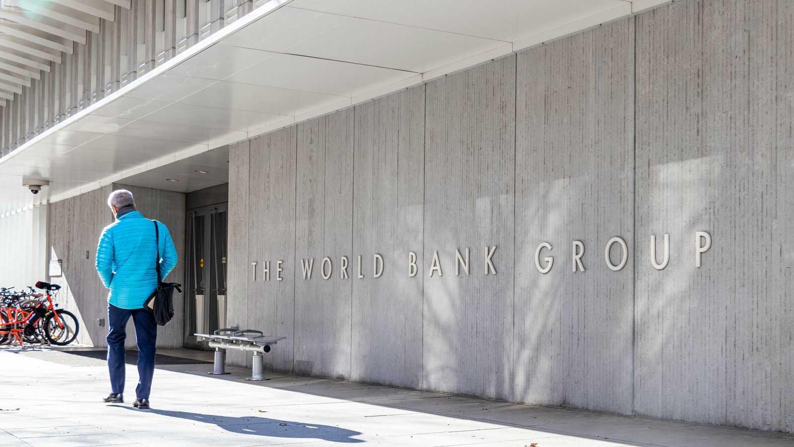 La sede del Banco Mundial en Washington, D.C., Estados Unidos.