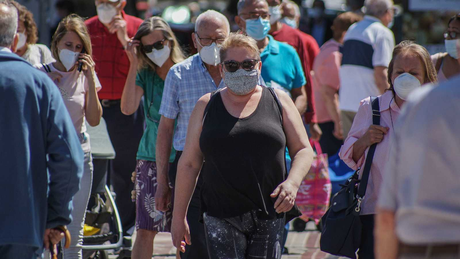 España, a la cabeza en el ránking de exceso de mortalidad de los países industrializados durante la primera ola de la pandemia