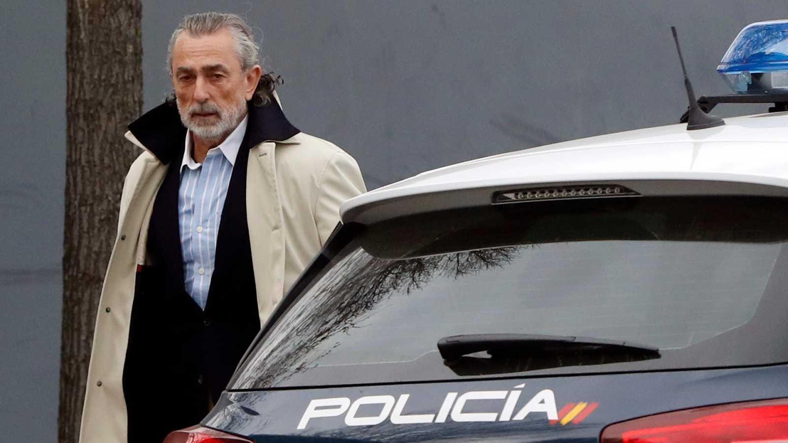 Imagen de archivo del líder de Gürtel, Francisco Correa