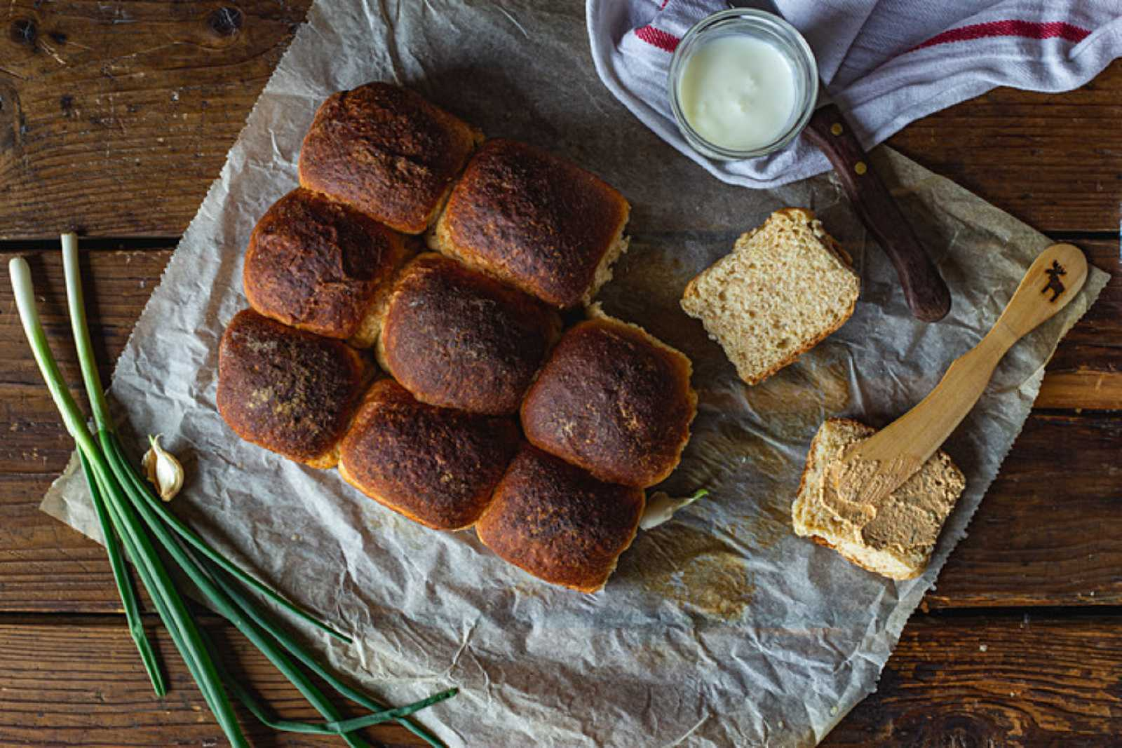 ¿Desde cuanto el pan... es pan?