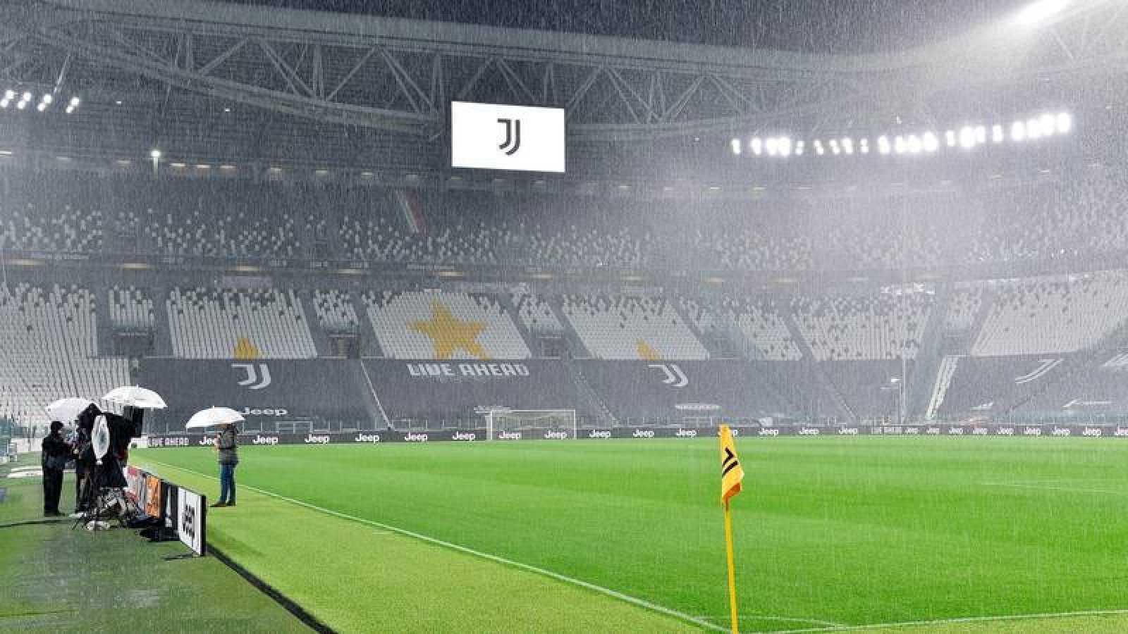 Imagen del Juventus Stadium de Turín.