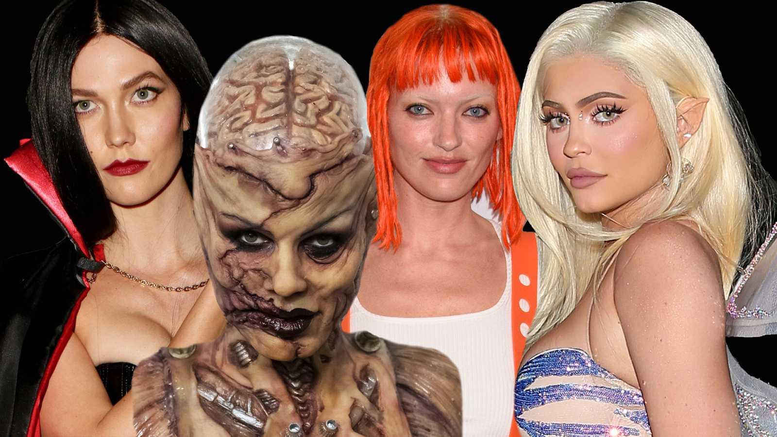 Toma nota de las apuestas de Halloween de las 'celebrities'