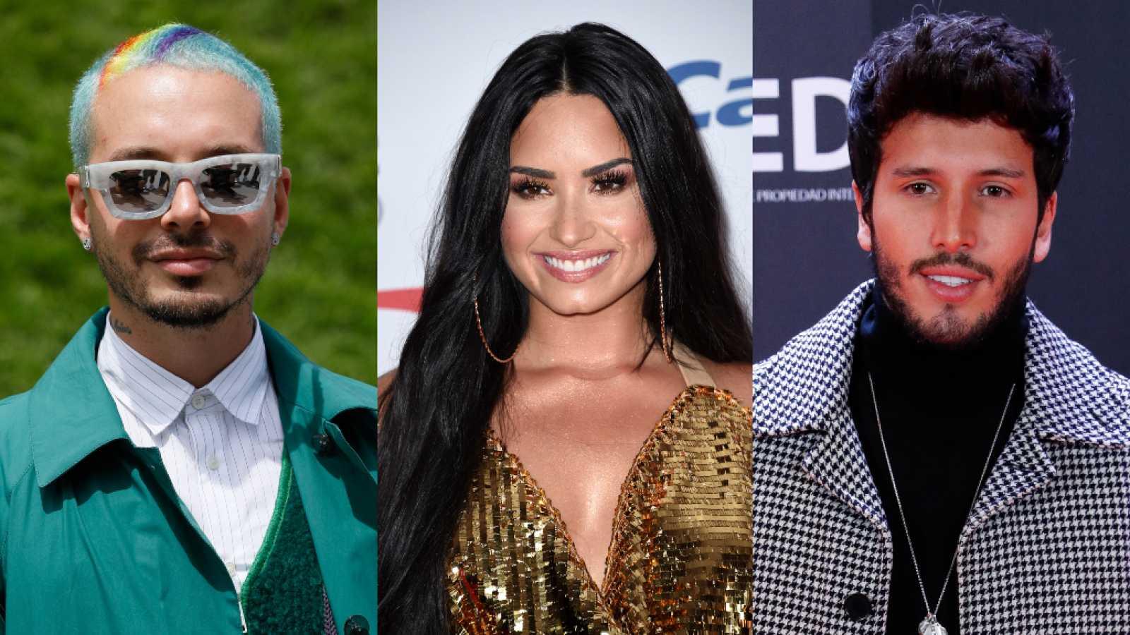 J Balvin junto a Kevvo y Demi Lovato, entre las novedades