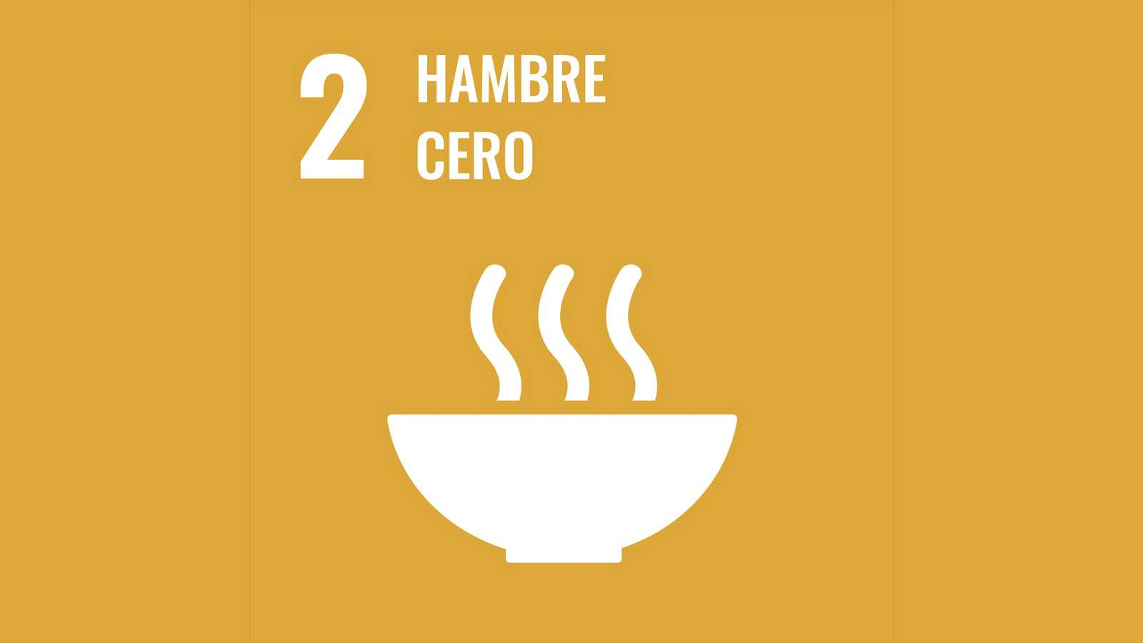 Objetivo de desarrollo sostenible 2