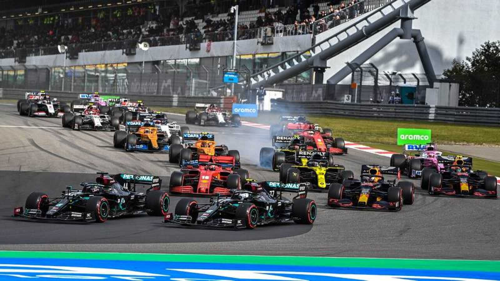 Imagen del pasado GP de Eifel de Fórmula 1