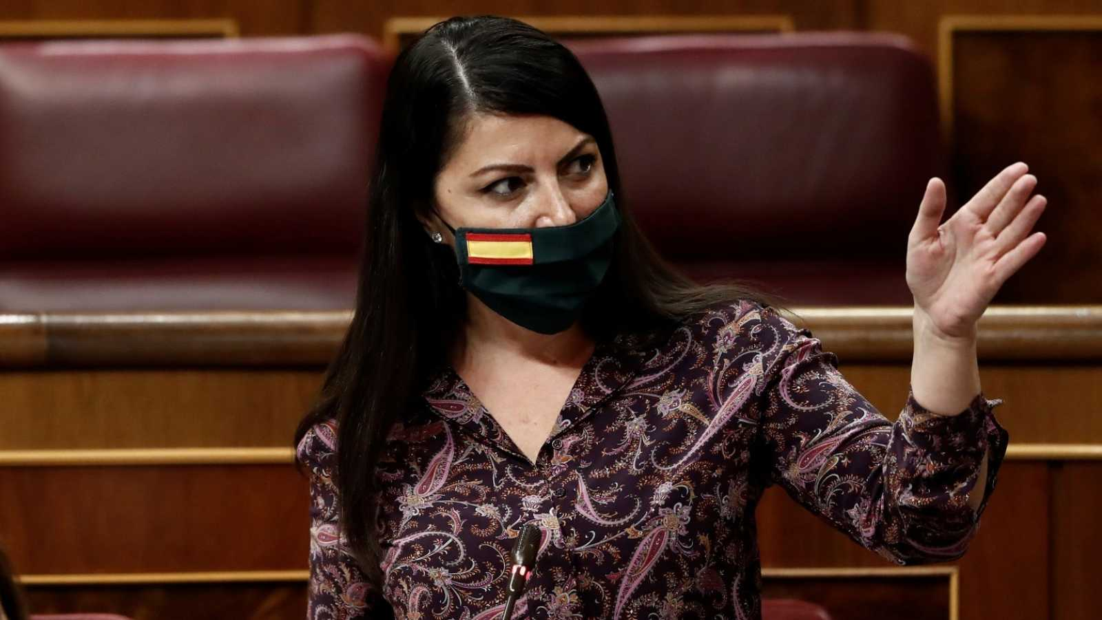 """Vox recurre ante el Constitucional el """"fascista y totalitario cordón sanitario"""" del Parlamento Vasco"""