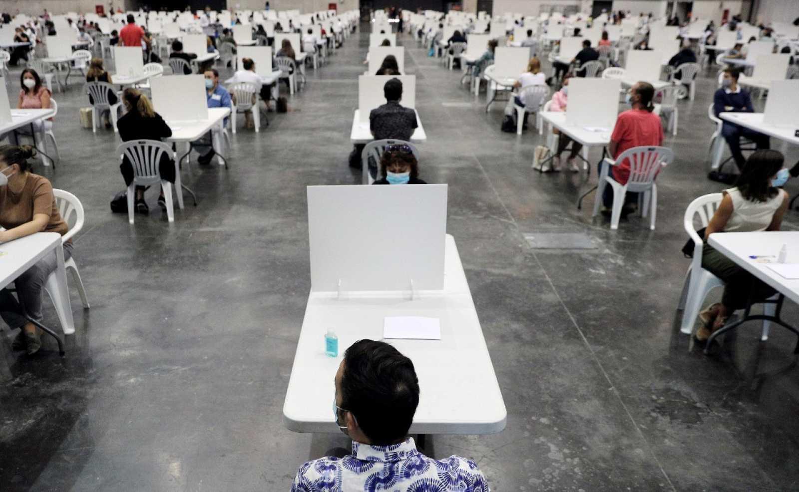 El Gobierno plantea ofertar 9.270 plazas de acceso libre y 8.996 de promoción y los sindicatos lo rechazan